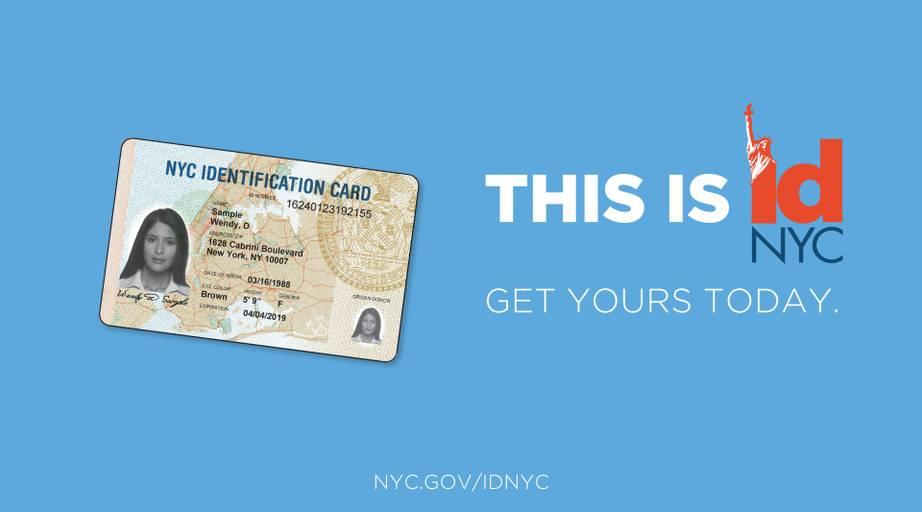 """来自""""纽约市民卡""""政策的启示:身份证明有什么用?"""